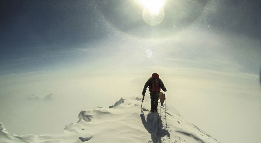 Ascenso al Gasherbrum