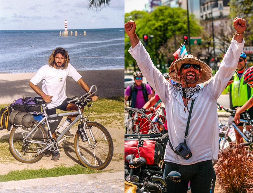 En 1998 en Maceio, Brasil y en 2017 en Buenos Aires, Argentina