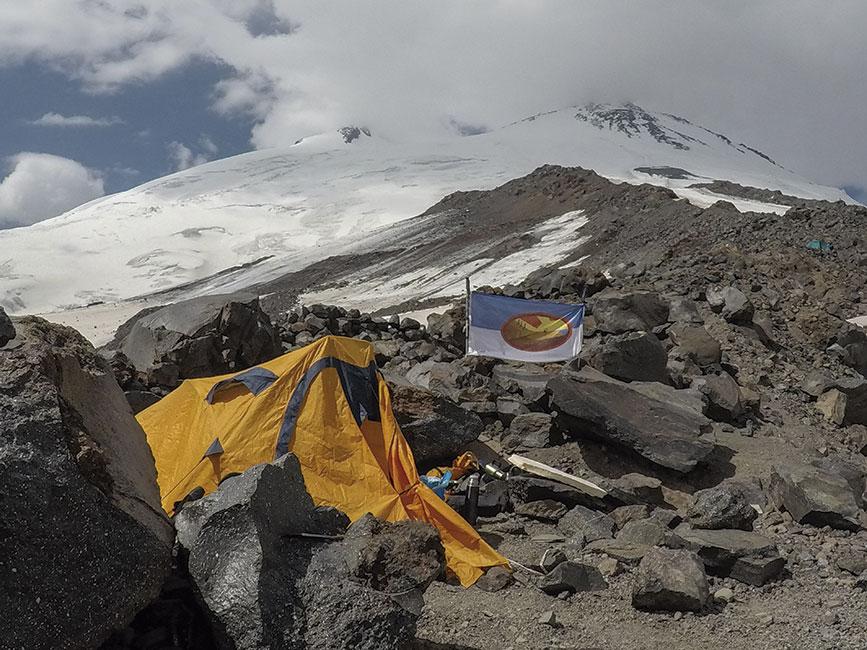 Comodoro en el Elbrus 4 1