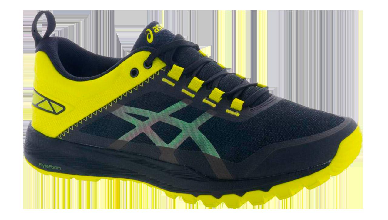 7dbf321672e La zapatilla de trail GECKO XT para hombre hace de tus carreras de trail  una nueva experiencia con la potencia de la goma GeckoTrac.