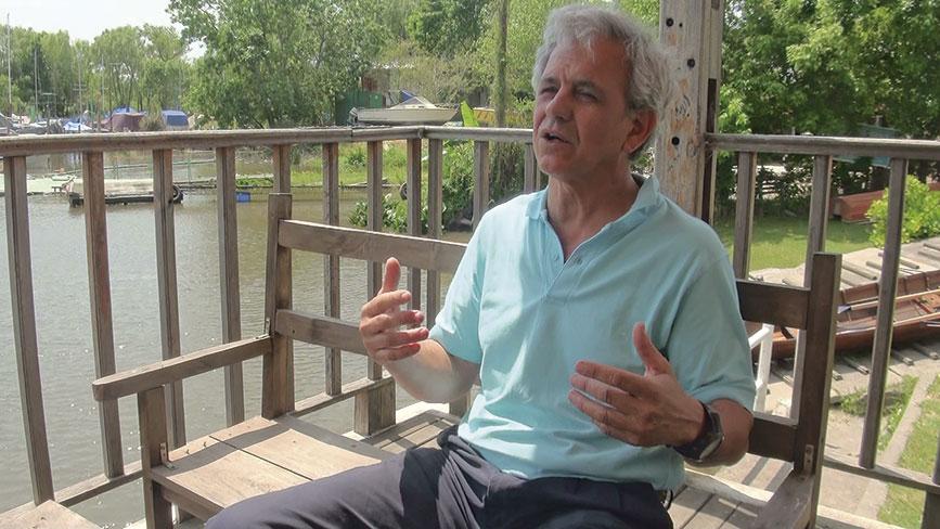 Entrevista de Andar Extremo a Daniel Sánchez Magariños