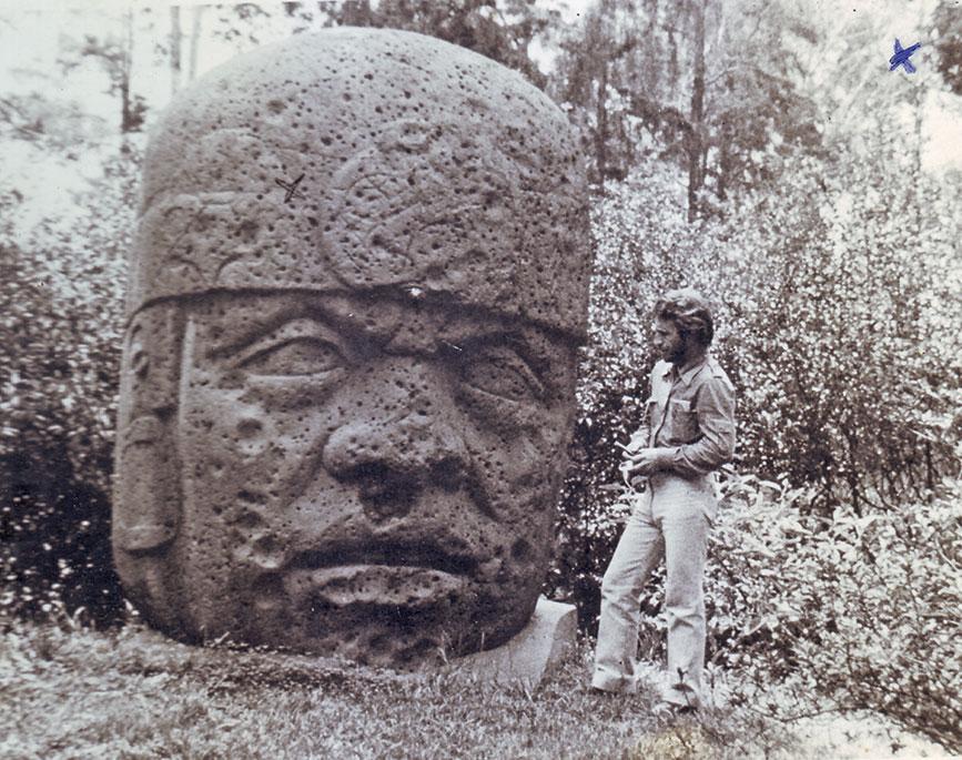 Esfinge Olmeca