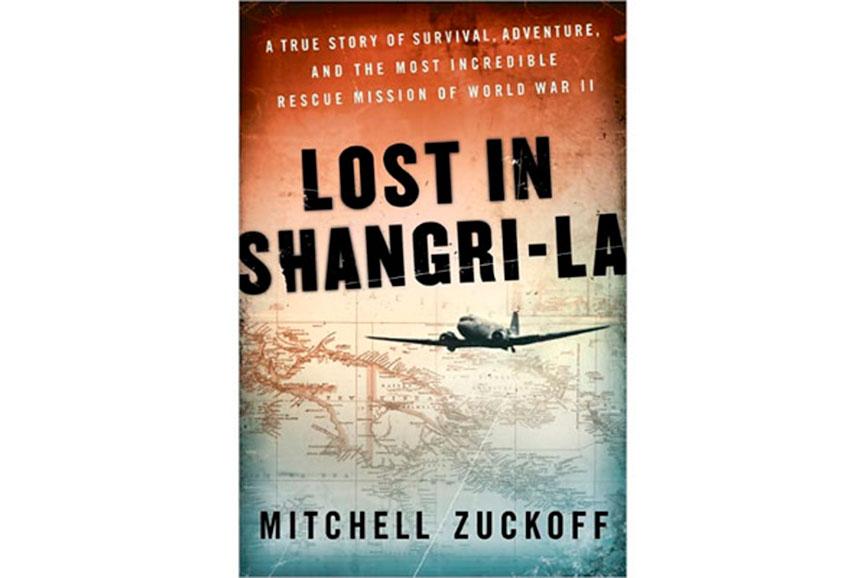 Libro de Mitchell Zuckoff