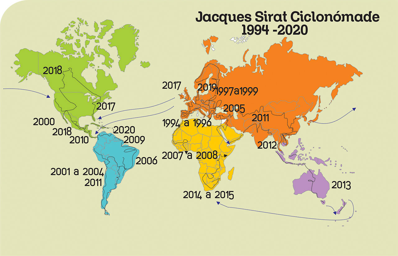 jacques-sirat-ciclonomade-mapa